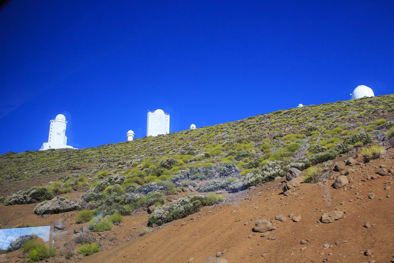 Observatorio astronomico del Teide