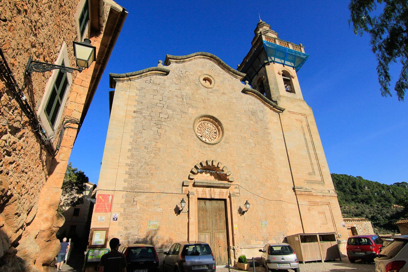 Otra de las Iglesias de Valldemossa