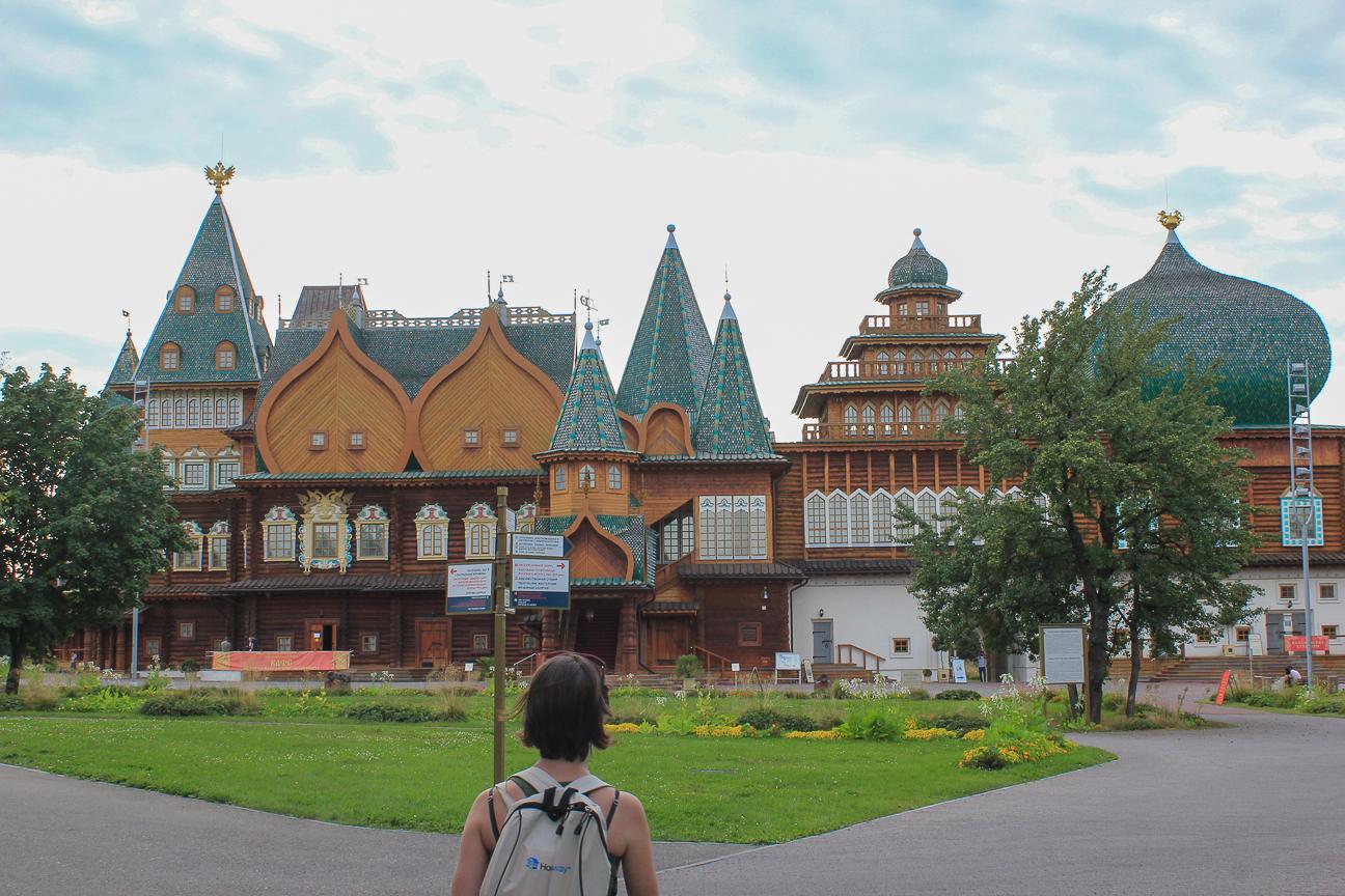 Palacio Kolomenskoye