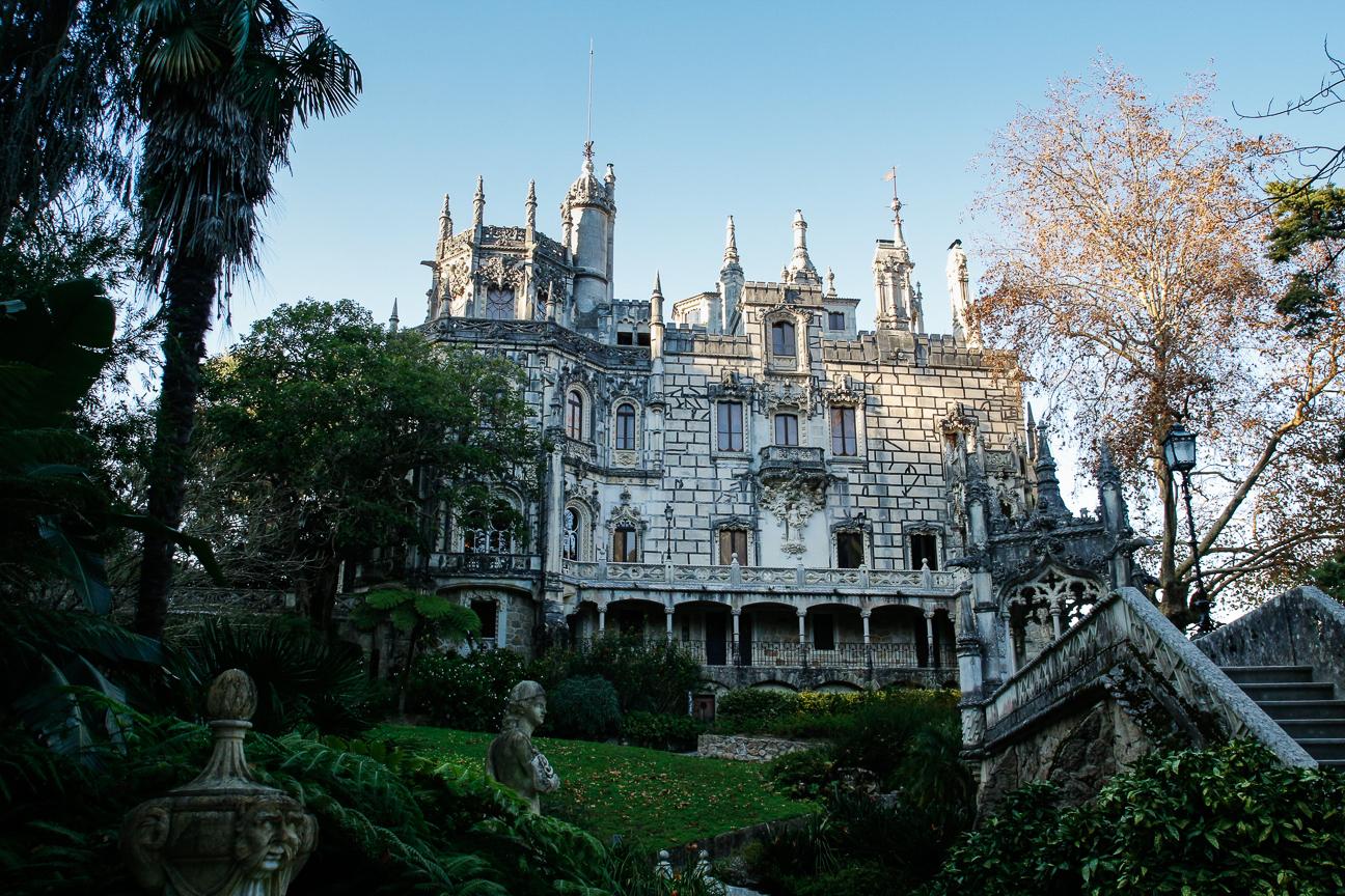 Palacio de la Quinta da Regaleira