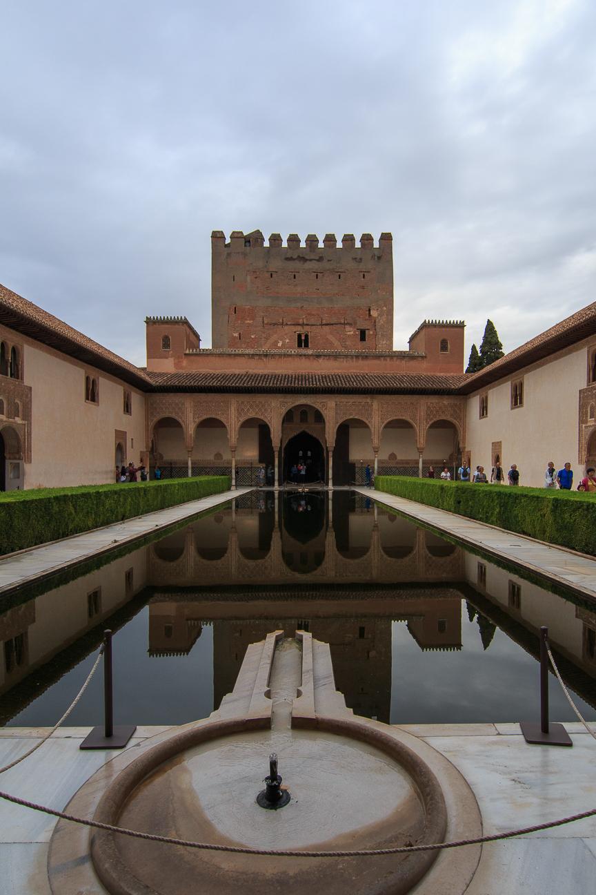 Palacios nazaries de la Alhambra