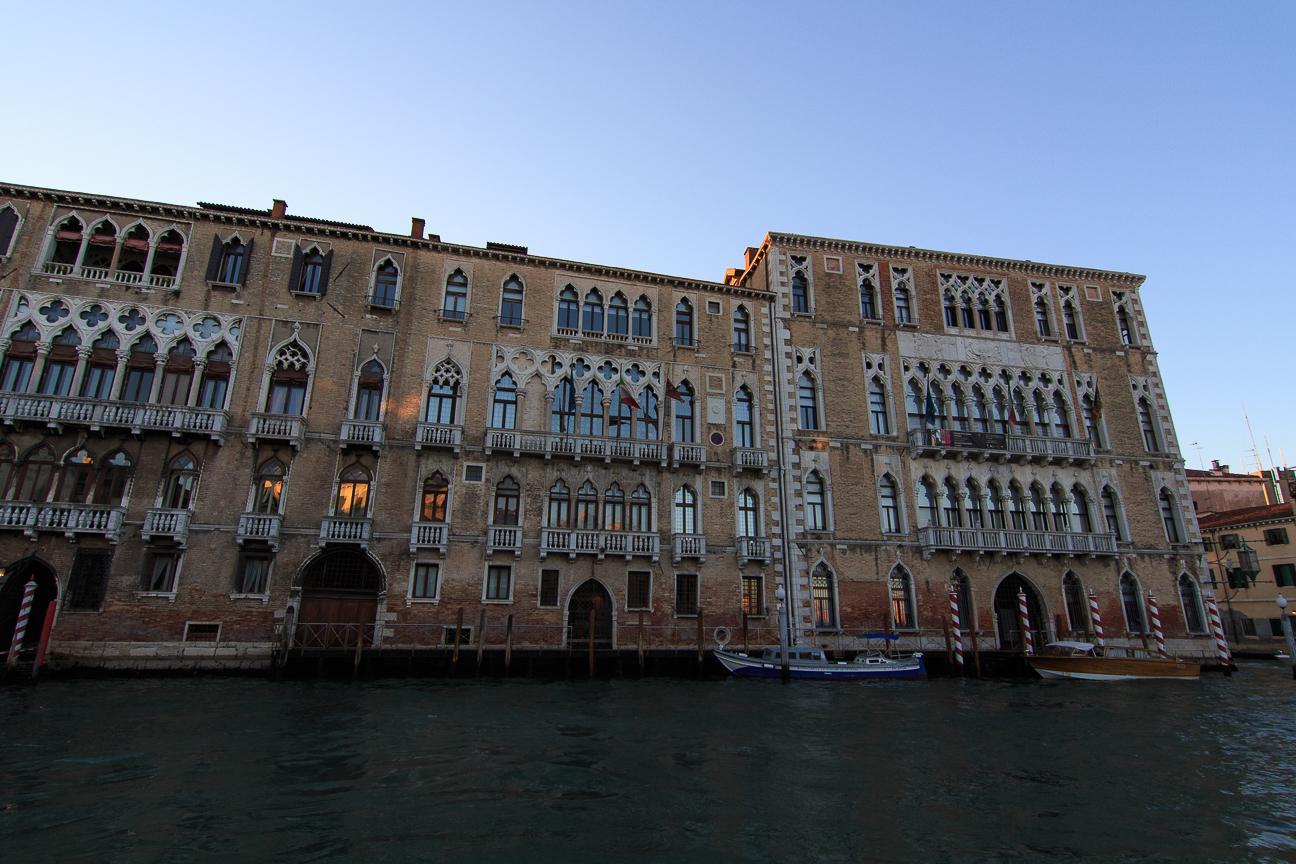 Palacios del Gran Canal