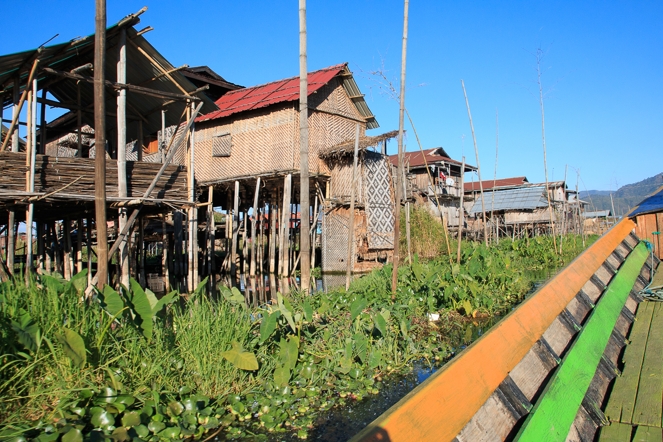 Nampan en Myanmar