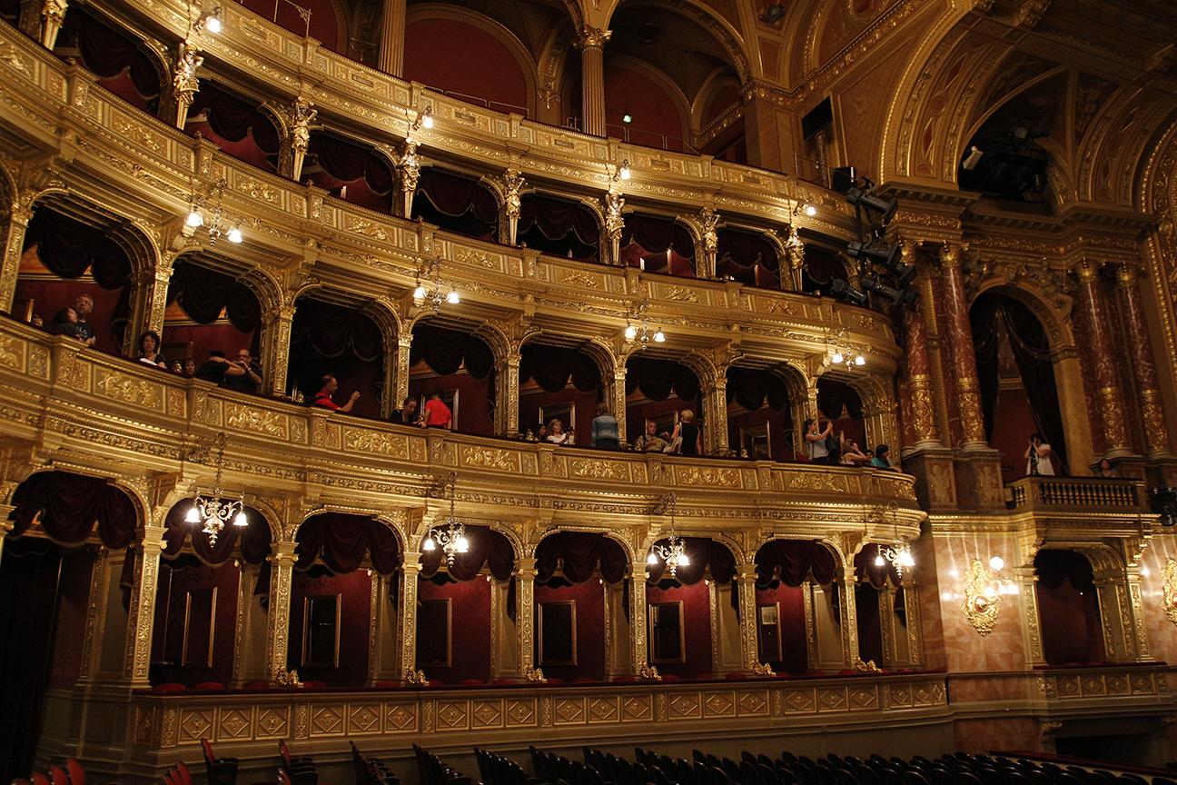 Palcos Opera Budapest