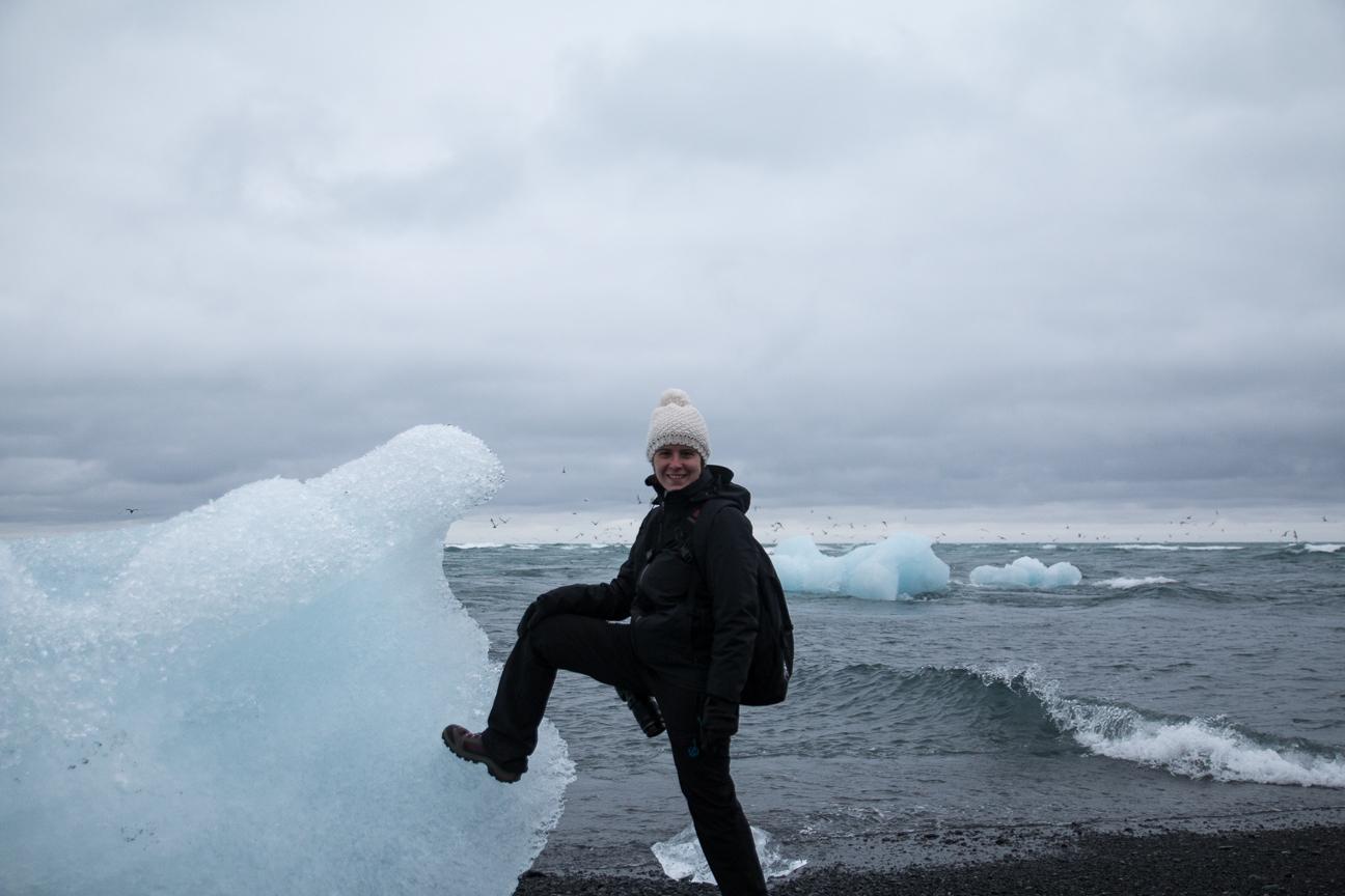 Pateando los icebergs