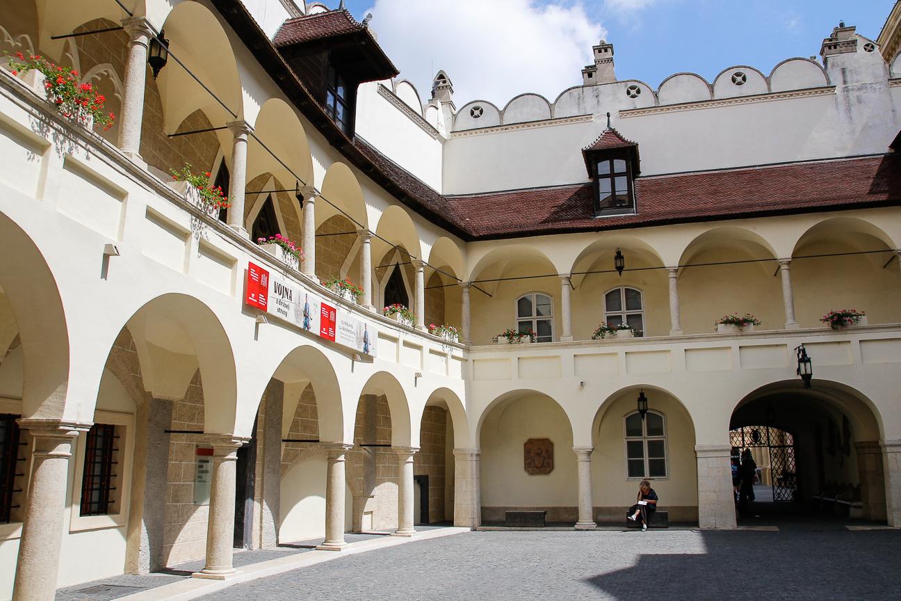 patio ayuntamiento viejo Bratislava