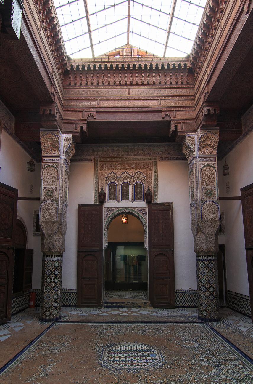 museo dar jamai meknes marruecos