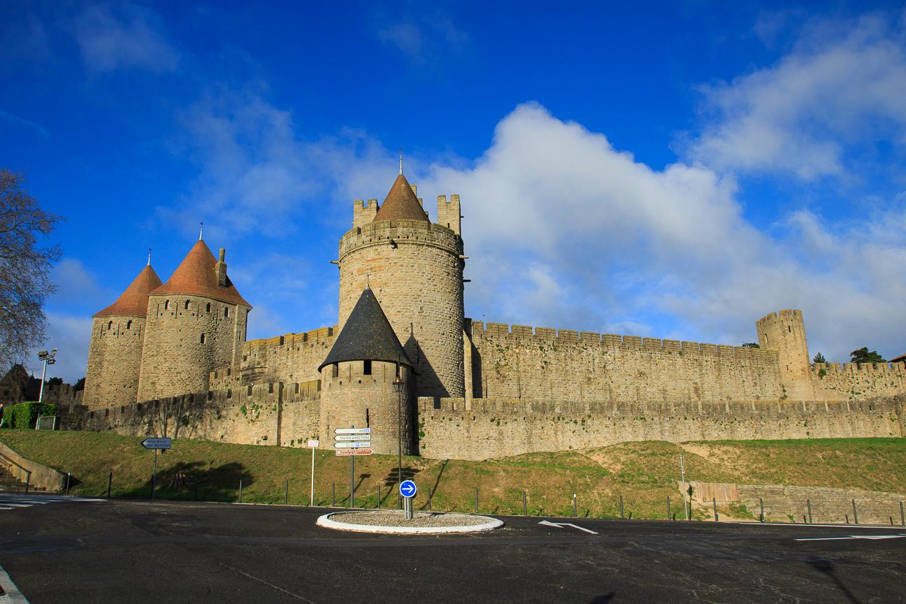 Patrimonio UNESCO Carcassonne