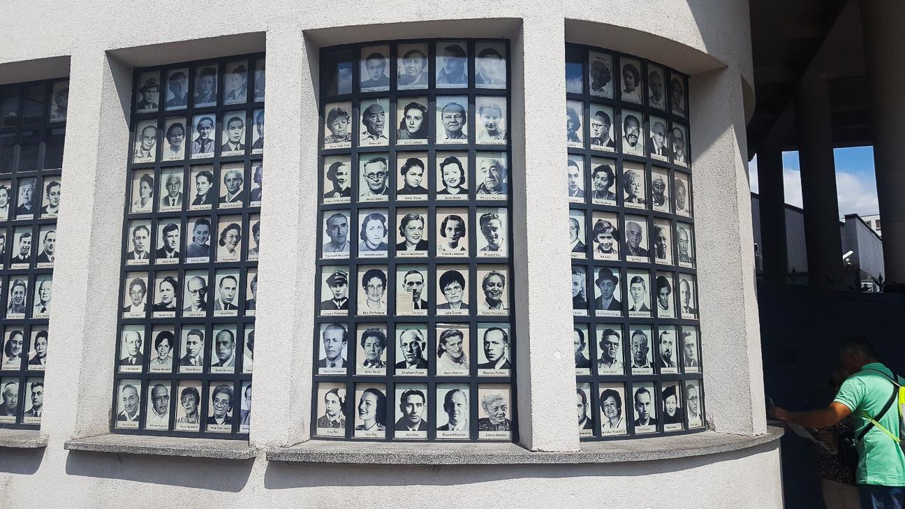 Personas salvadas del Holocausto por Schindler