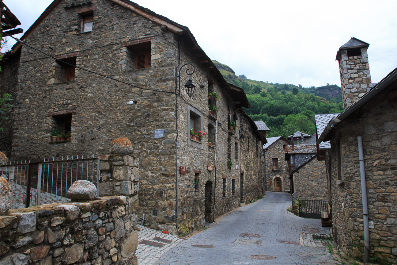 Pueblo de Durro