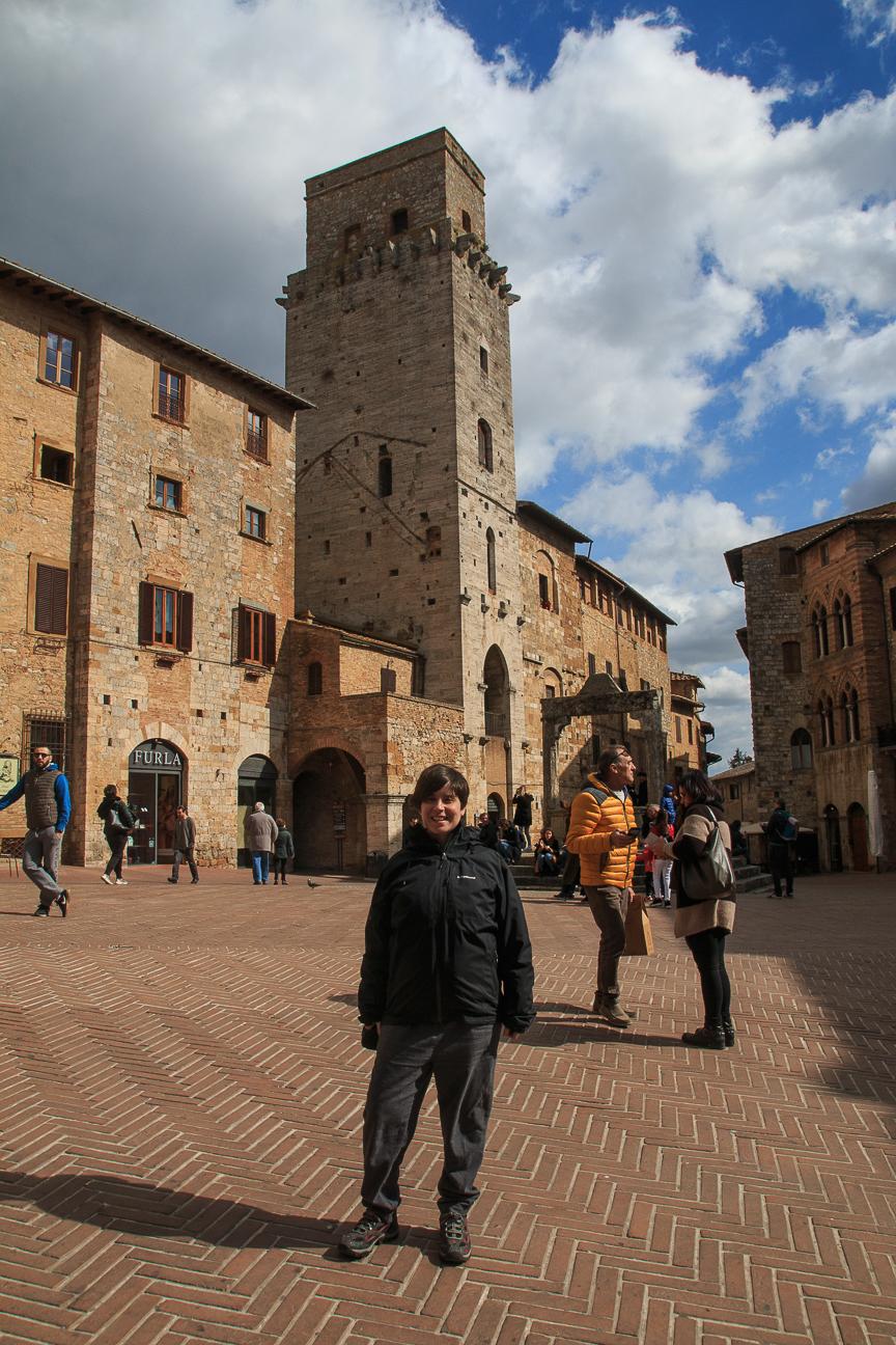 Pueblos Toscana San Gimignano
