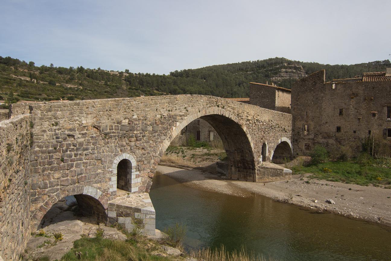 Puente de Lagrasse
