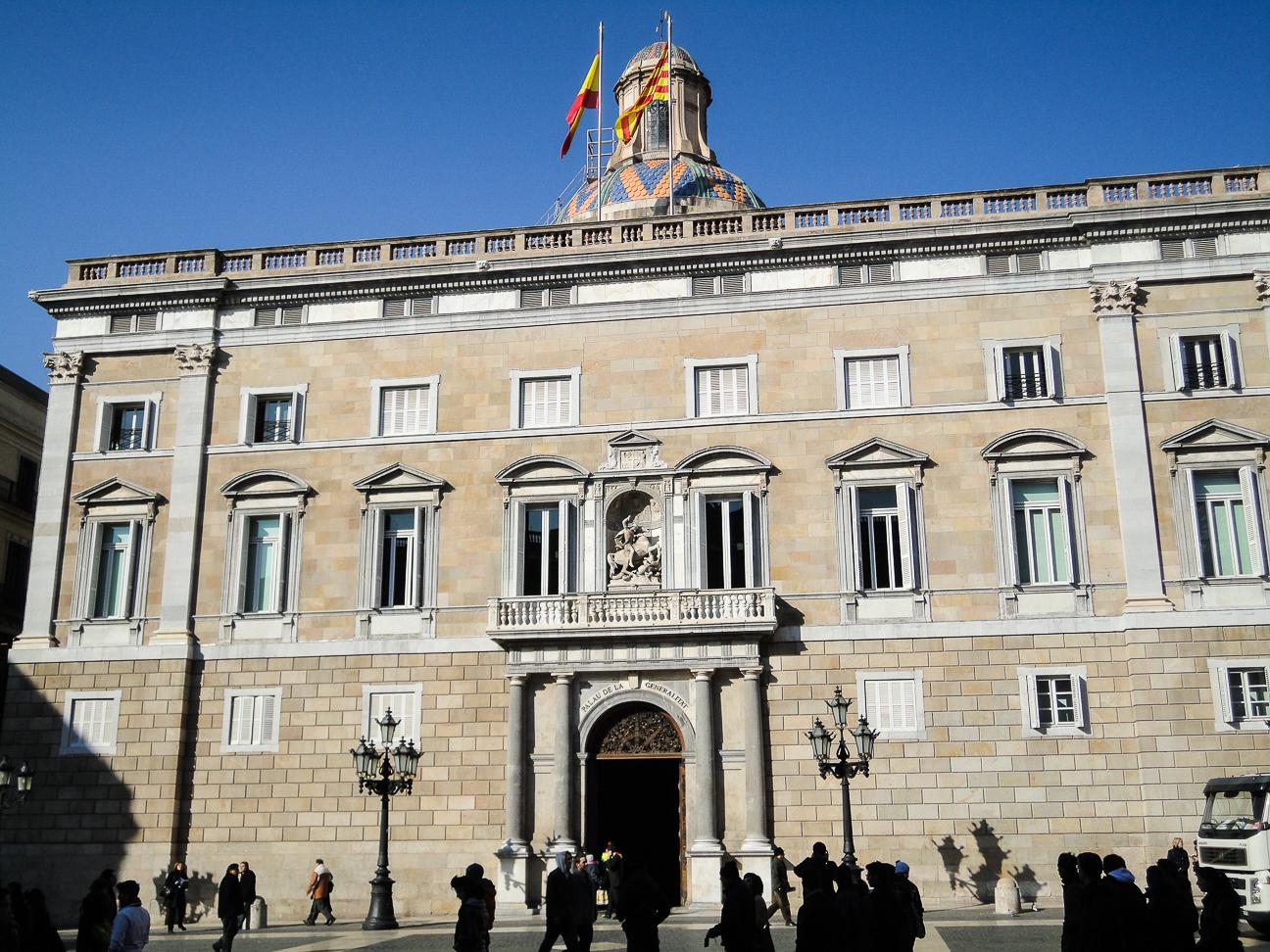Que hacer en Barcelona - Palau de la Generalitat