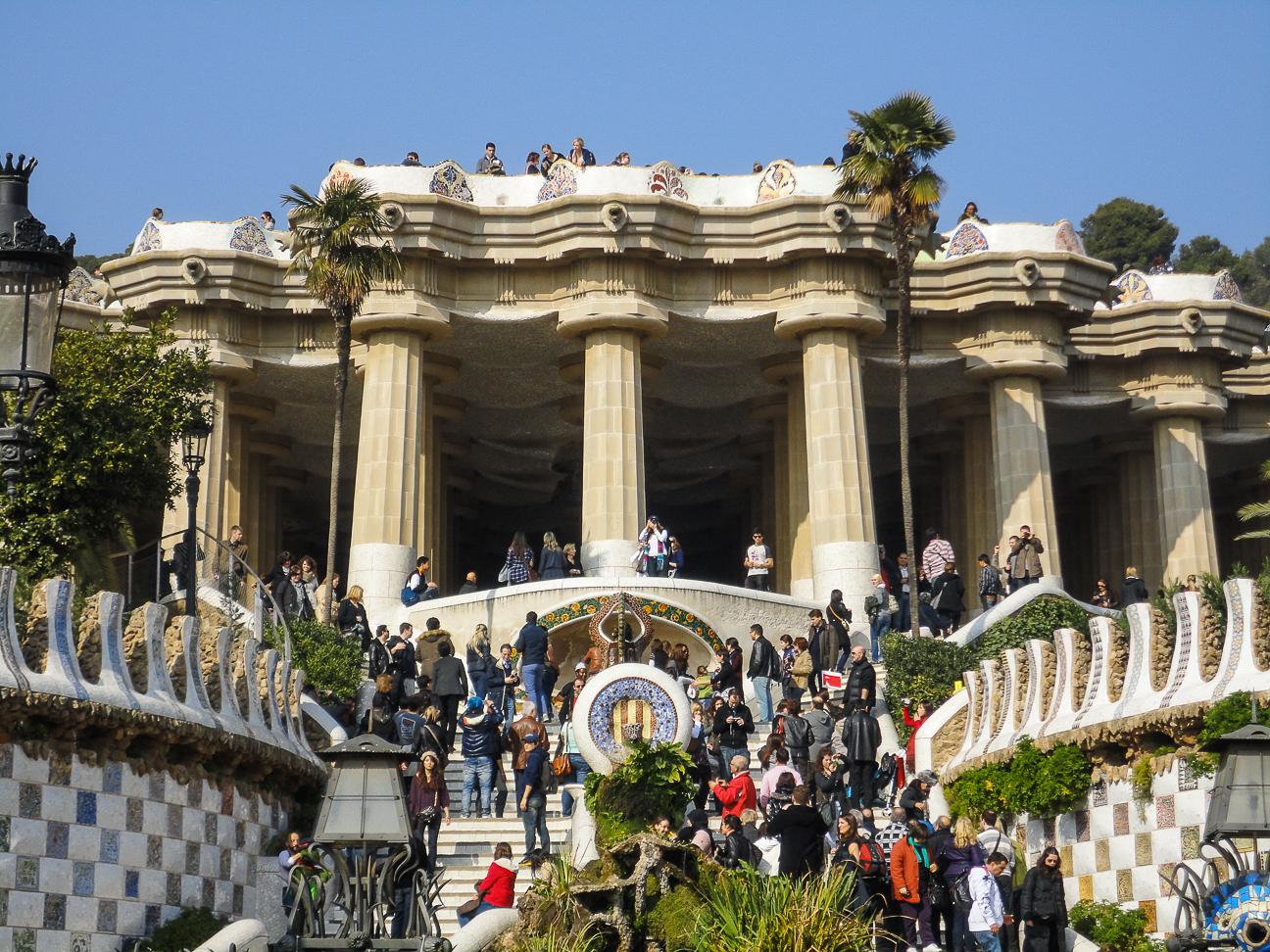 Que hacer en Barcelona - Parc Guell