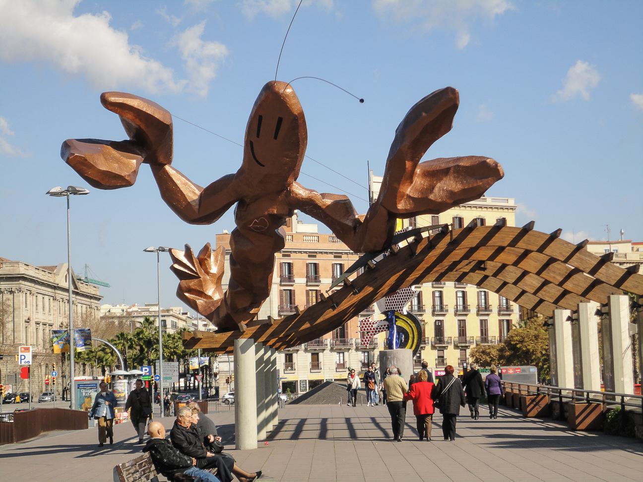 Que hacer en Barcelona - Paseo Colon