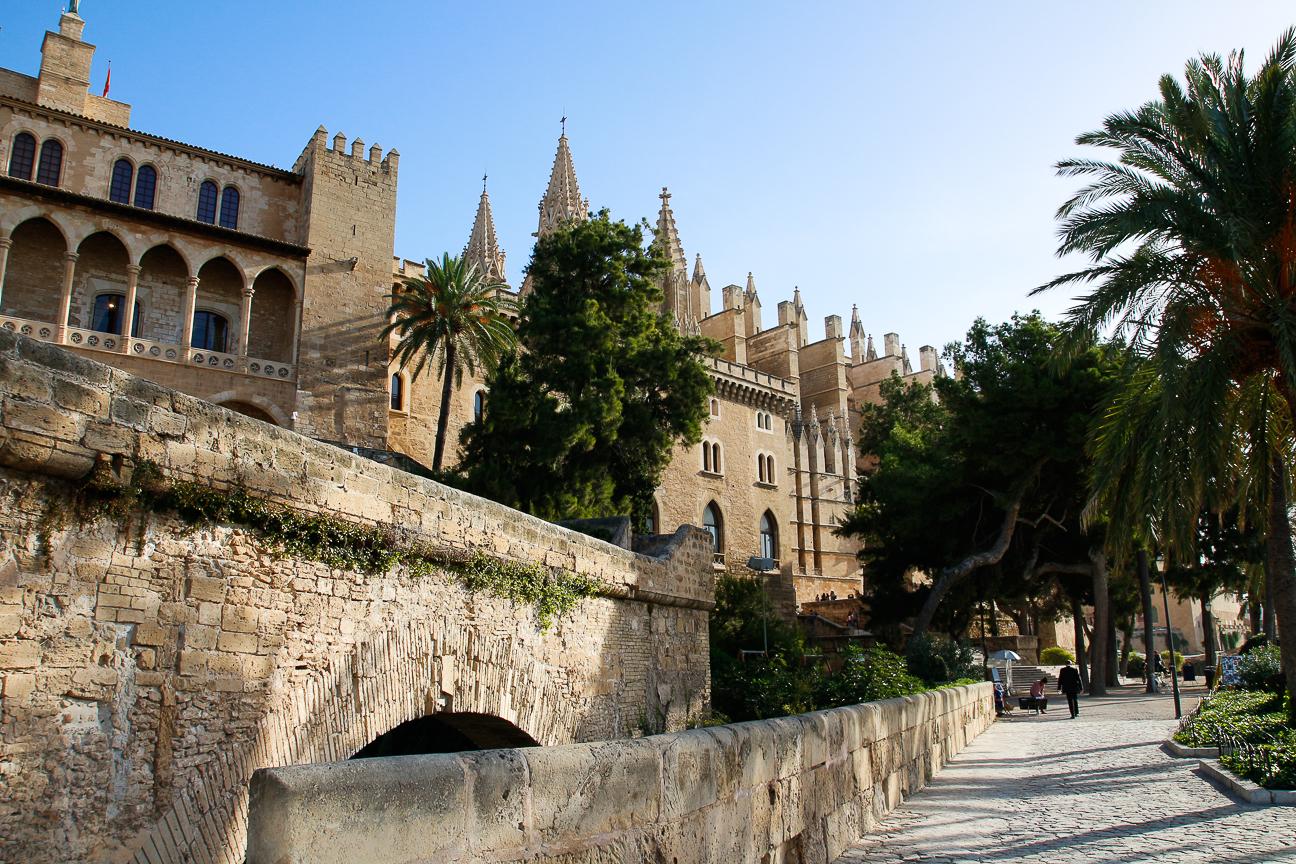 Que hacer en Mallorca visitar Catedral de Mallorca