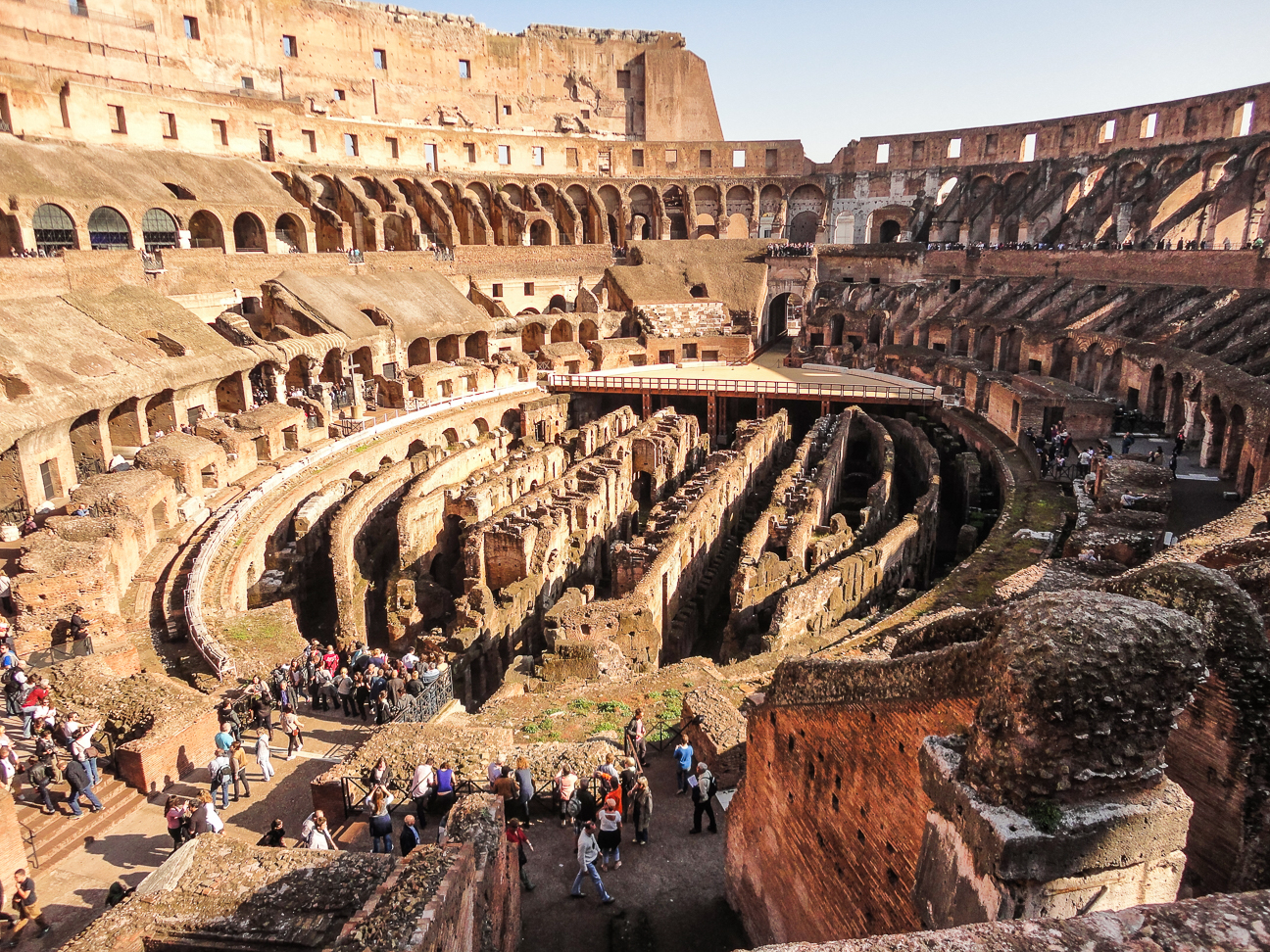 Que hacer en Roma visitar el Coliseo