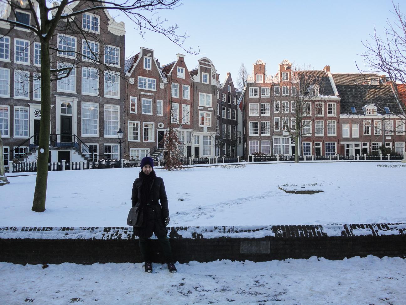 Que ver en Amsterdam Begijnhof