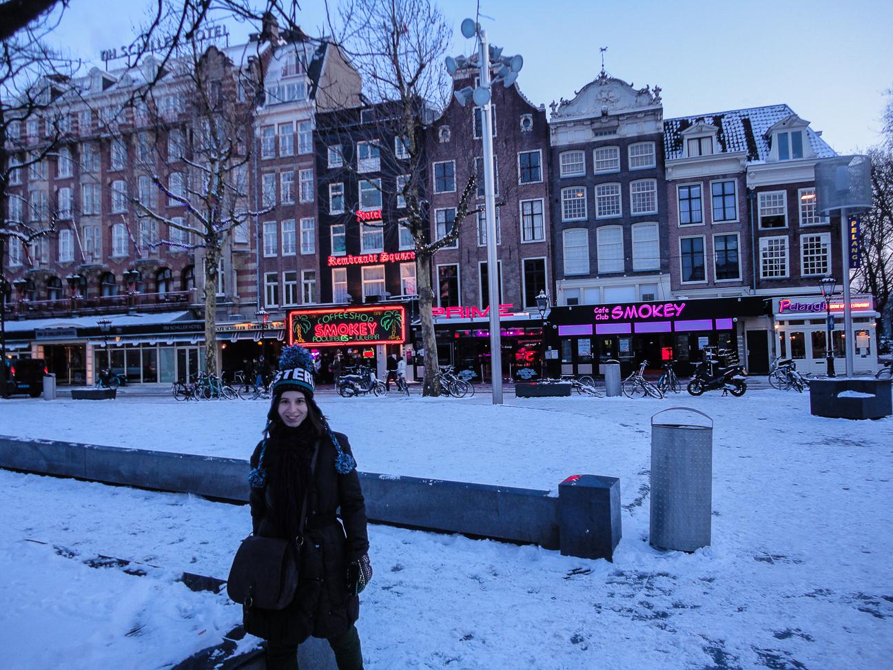 Que ver en Amsterdam Coffee Shops