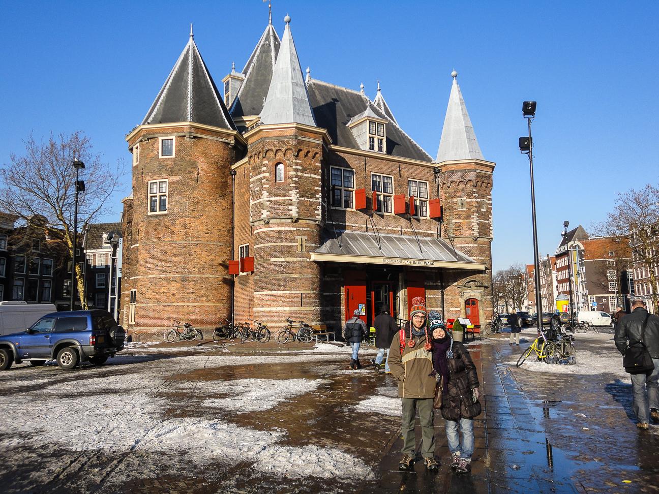 Que ver en Amsterdam De Waag