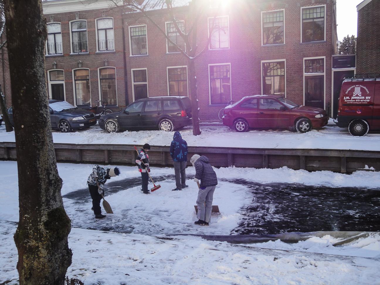 Que ver en Amsterdam Edam Canales