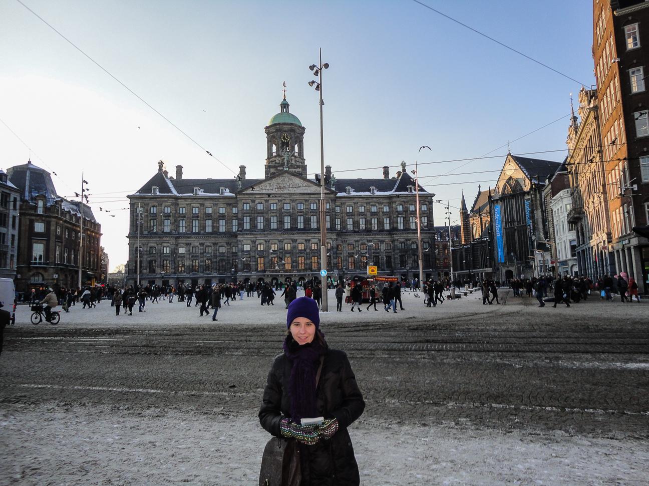 Que ver en Amsterdam Palacio Real