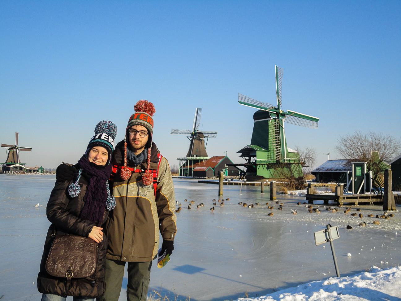 Que ver en Amsterdam Excursion a Zaanse Schans