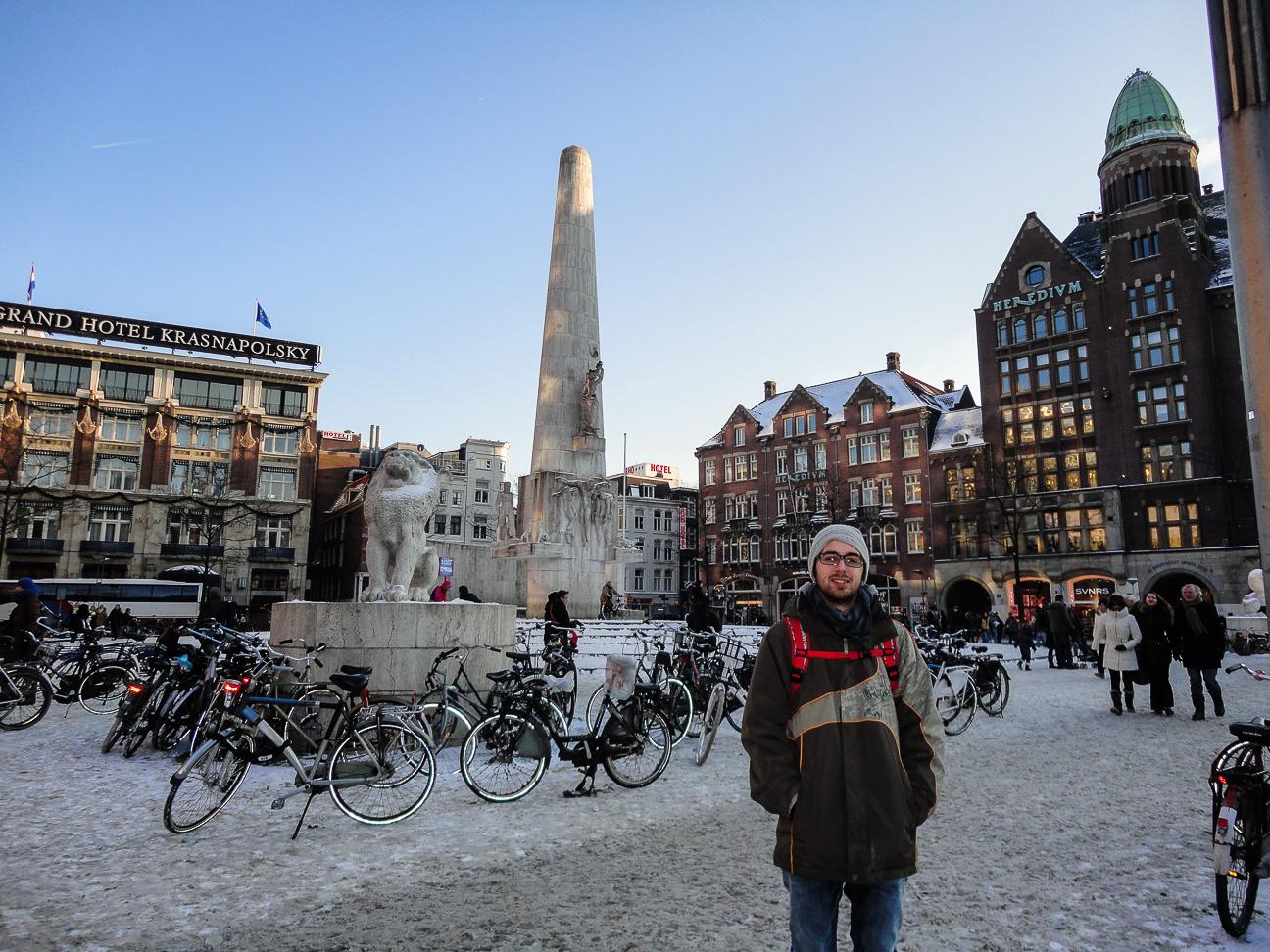 Que ver en Amsterdam Plaza Dam