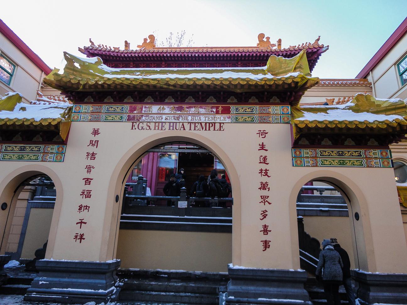 Que ver en Amsterdam templo budista