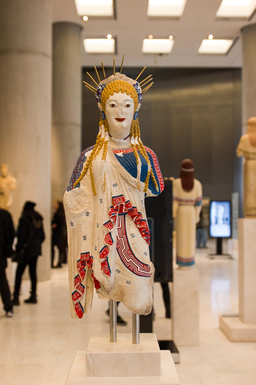 Que ver en Atenas en 3 dias Museo del Acropolis
