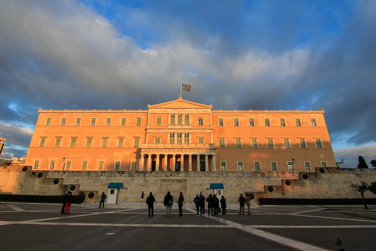 Que ver en Atenas Plaza Sintagma