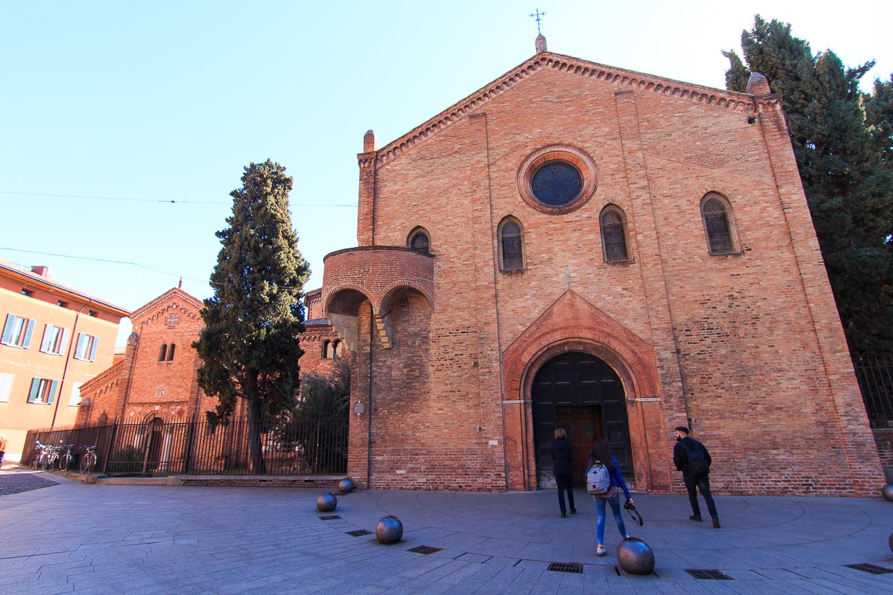 Que ver en Bolonia Iglesia de Santo Stefano