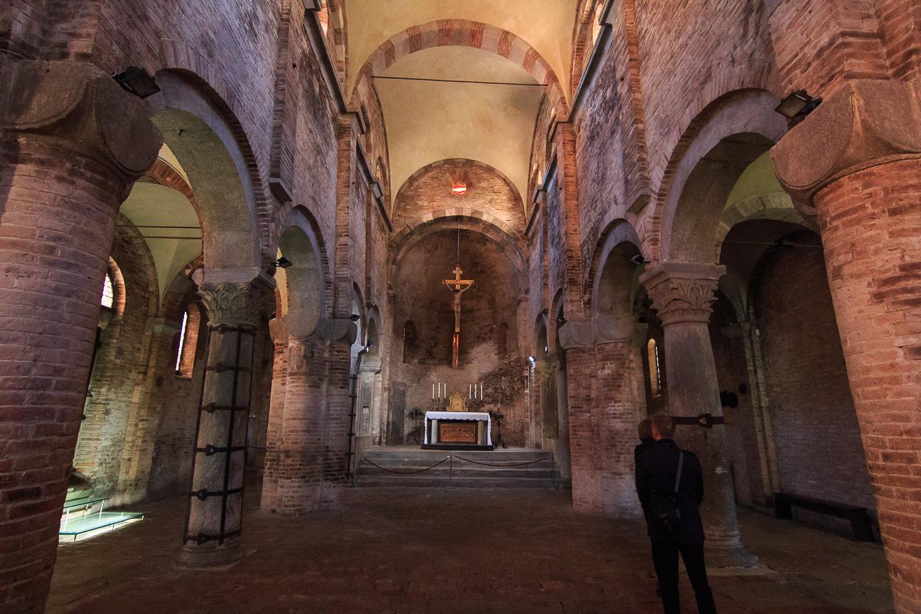 Que ver en Bolonia Santo Stefano