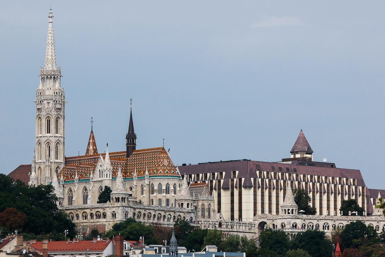 Que ver en Budapest - Iglesia de Matias