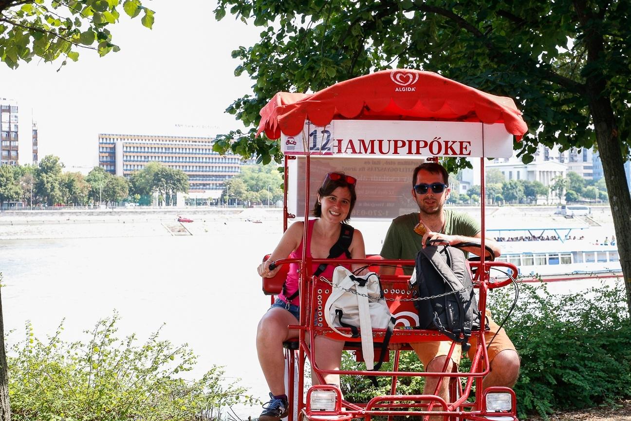 Que ver en Budapest - Isla Margarita