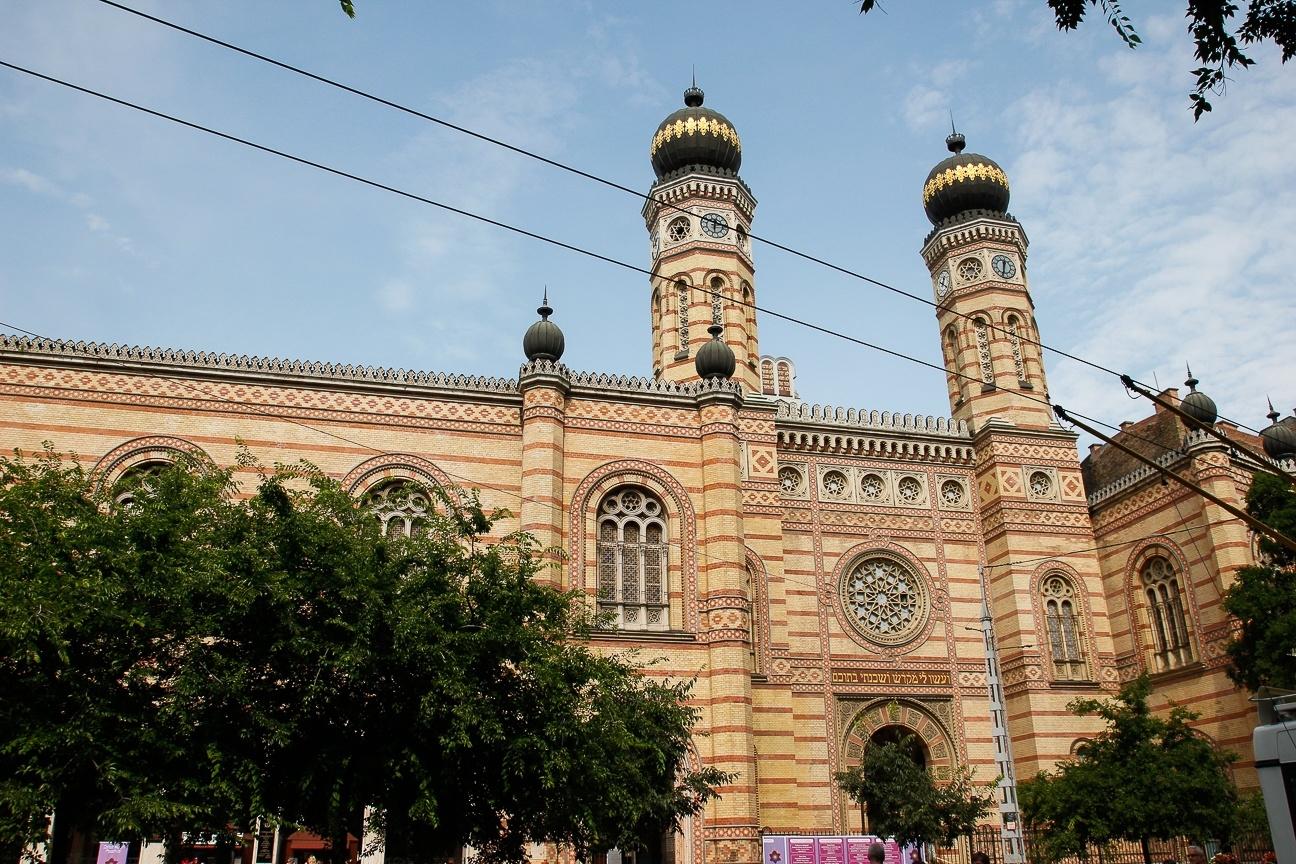 Que ver en Budapest - La Gran Sinagoga