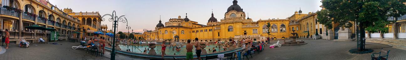 Que ver en Budapest panoramica Szechenyi