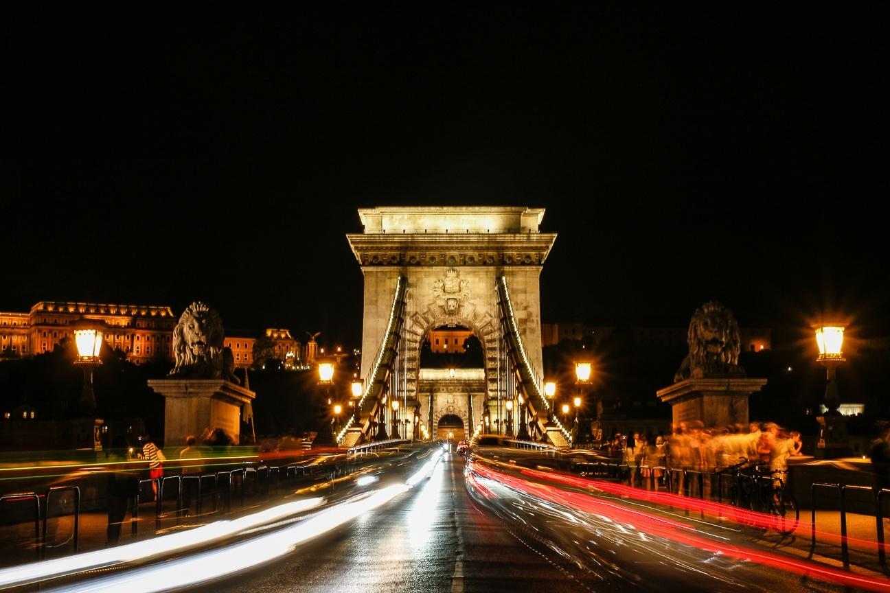 Que ver en Budapest - Puente de las cadenas