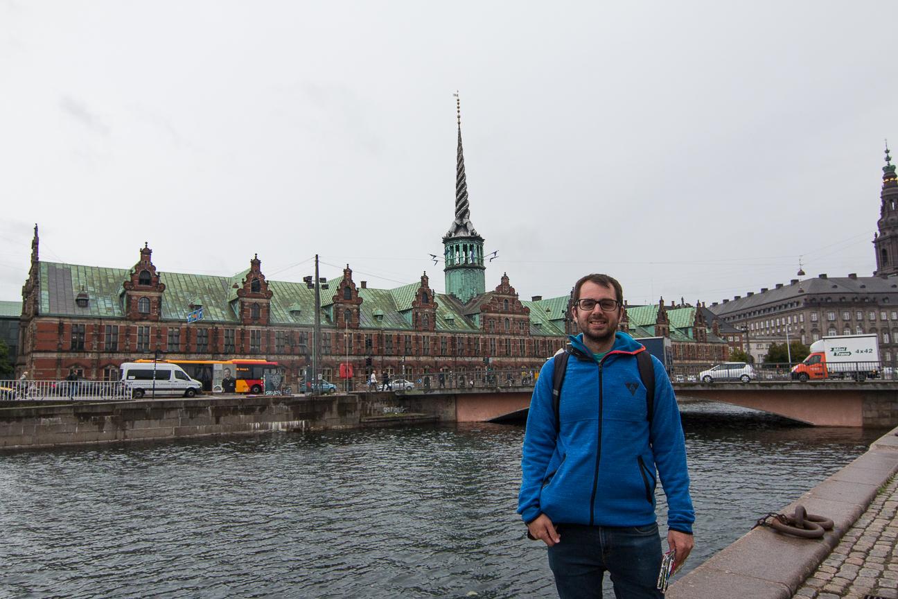 Que ver en Copenhague edificio de la bolsa