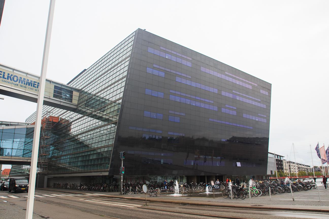 Que ver en Copenhague diamante negro