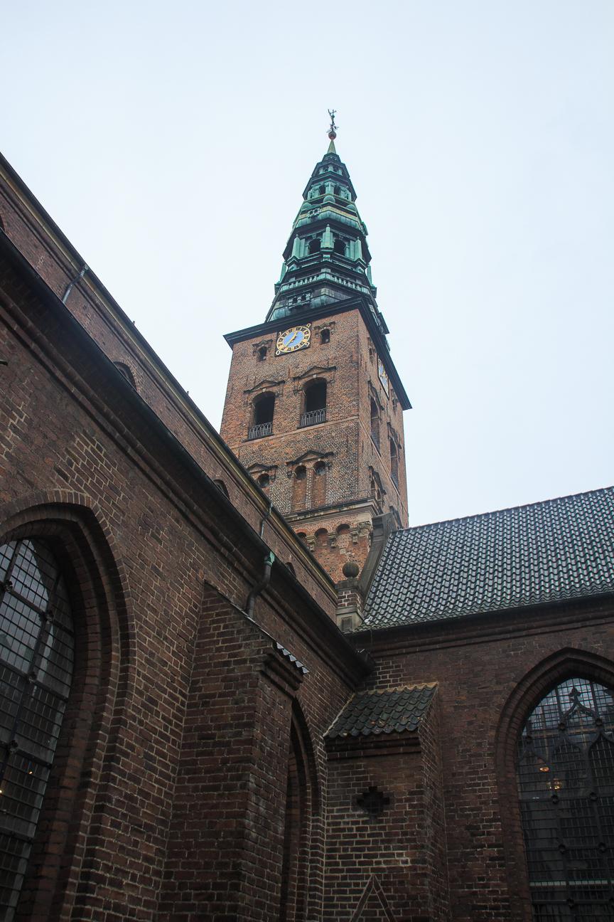 Que ver en Copenhague iglesia San Nicolas