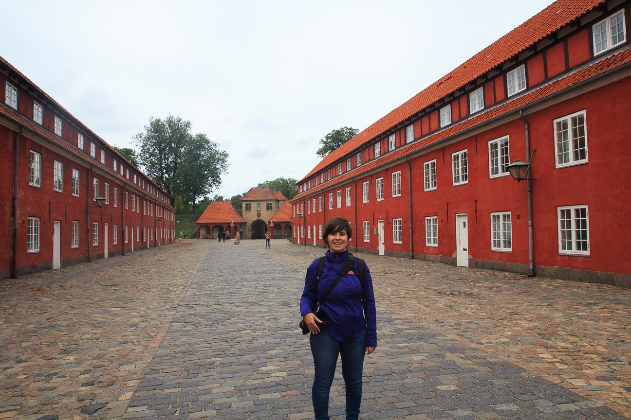 Que ver en Copenhague interior Kastellet