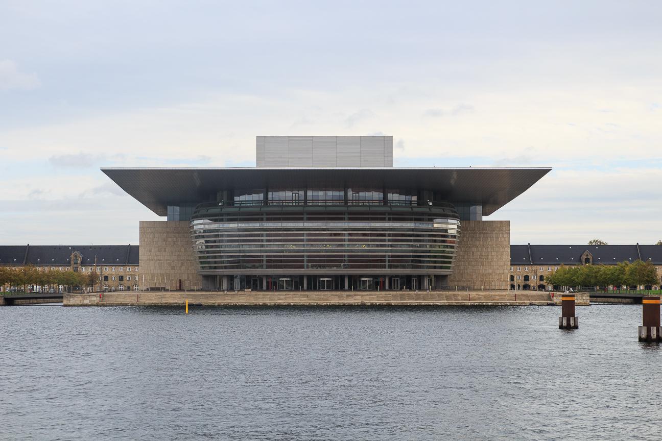 Que ver en Copenhague Opera