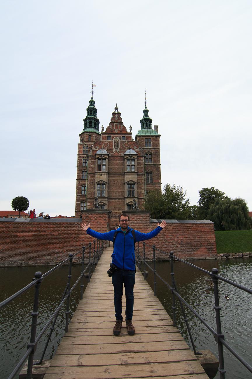 Que ver en Copenhague puente hacia el Rosenborg