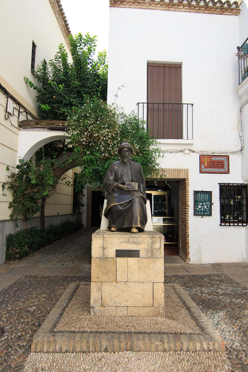 Que ver en Cordoba - Plaza de Maimonides