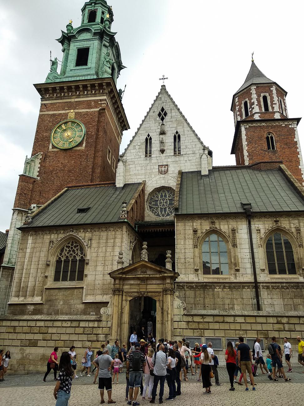 Que ver en Cracovia Catedral de Wawel