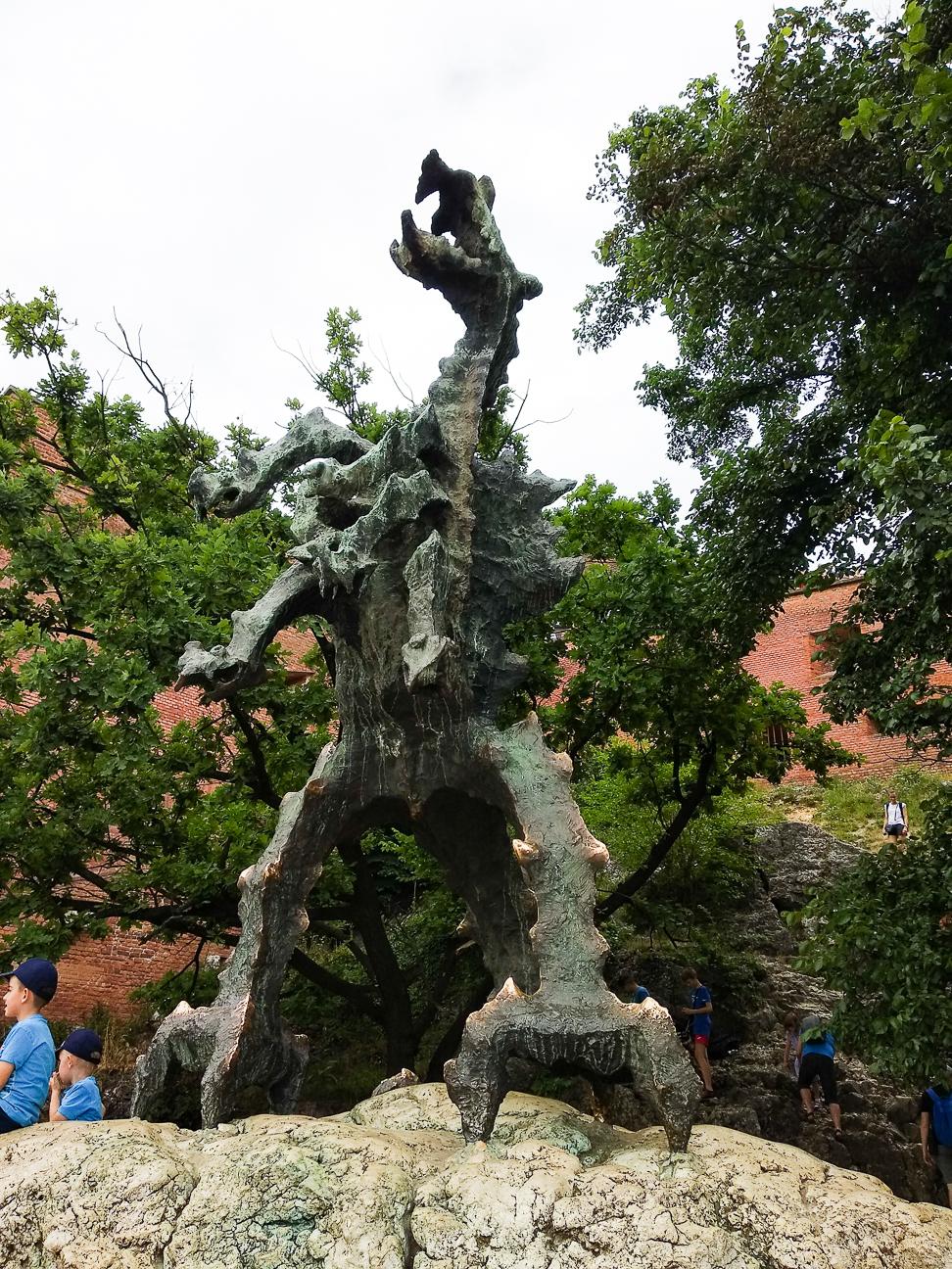 Que ver en Cracovia Guarida del Dragon