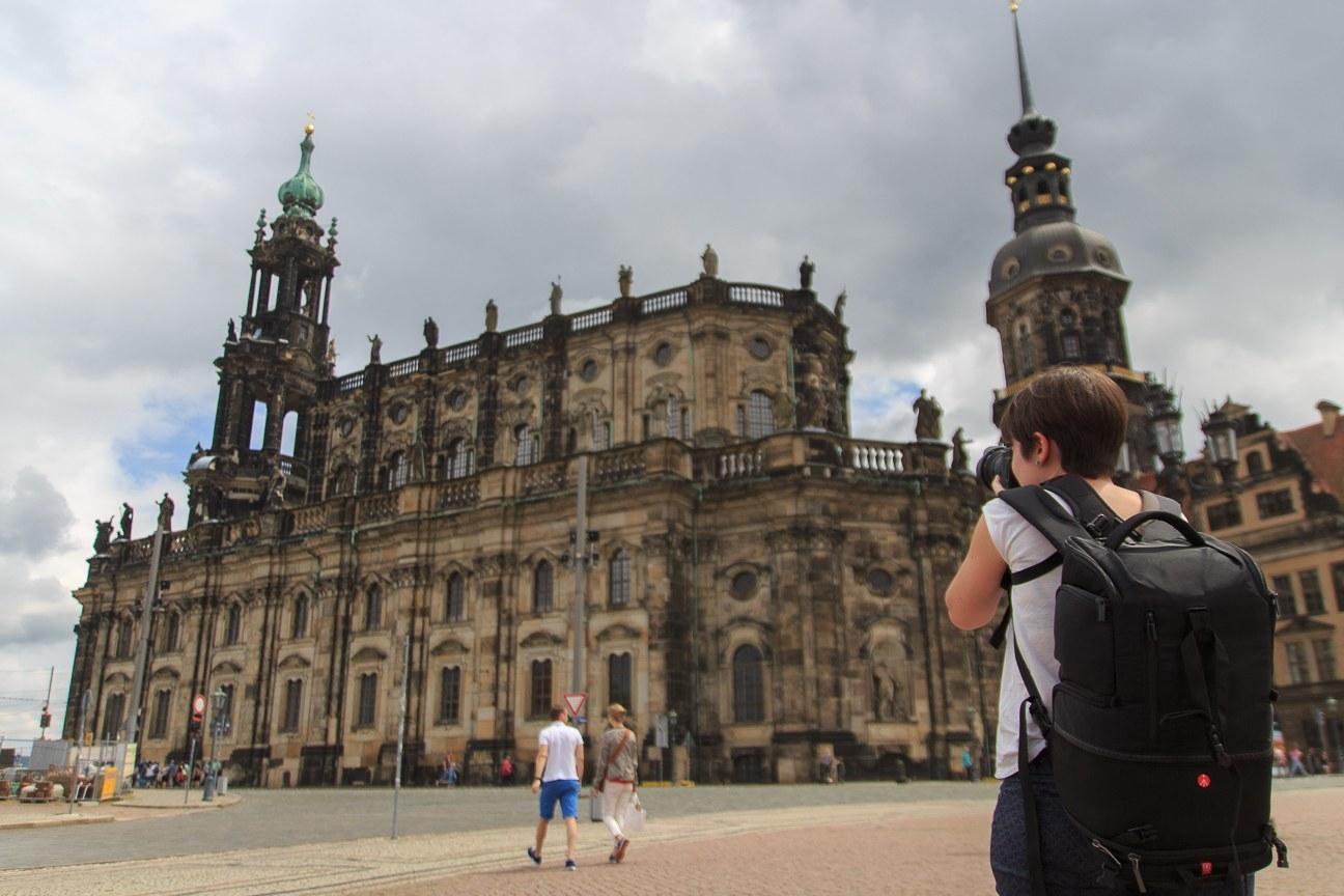 Que ver en Dresde Hofkirche