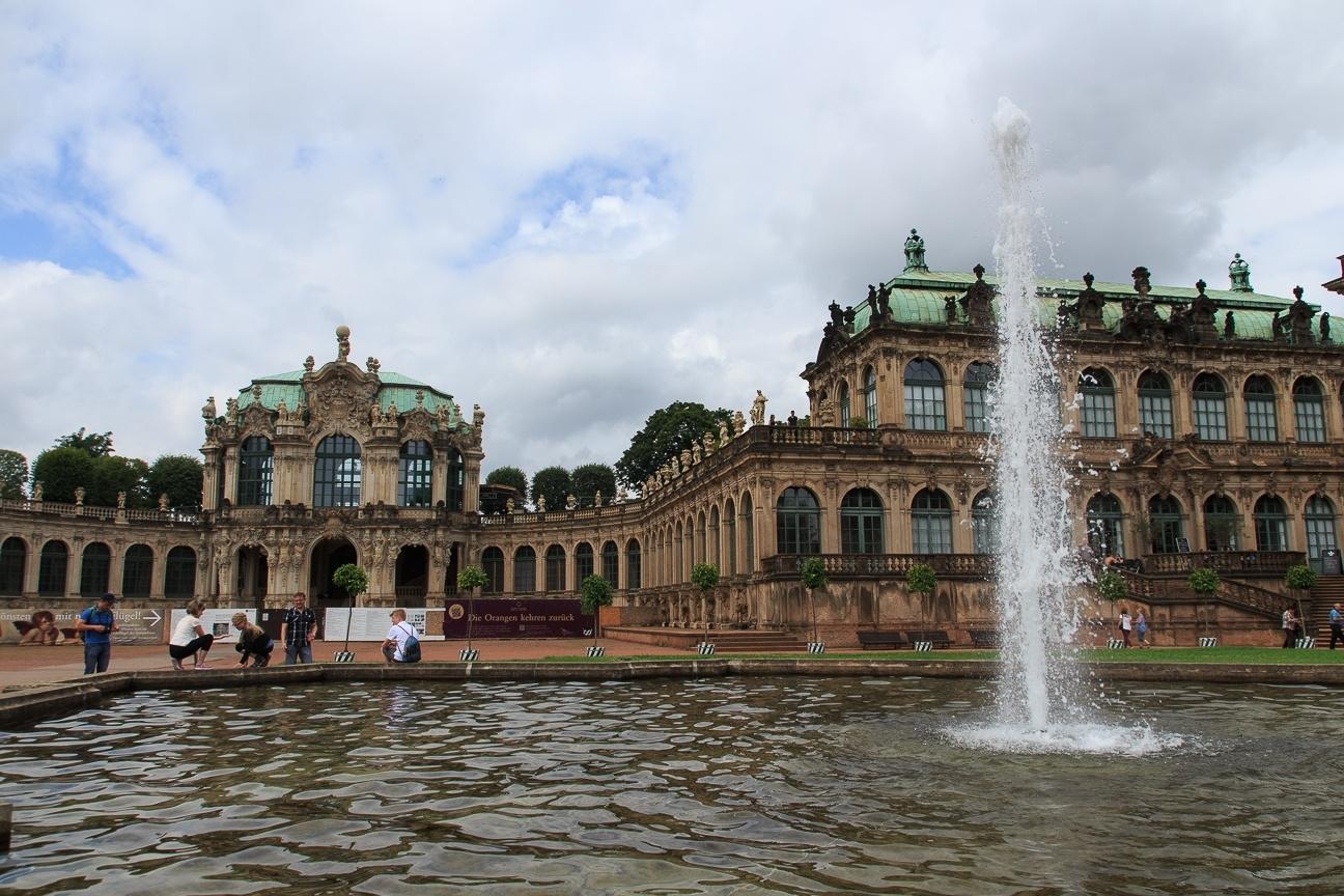 Que ver en Dresde Zwinger
