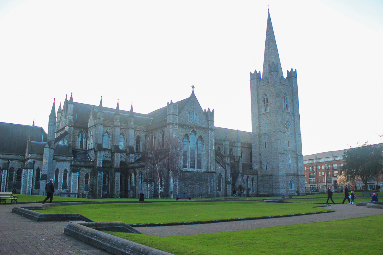 Que ver en Dublin Catedral de San Patricio